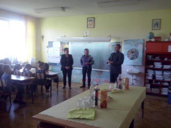 Predavanje Ankica Glivetić - Matica umirovljenika i svećenik