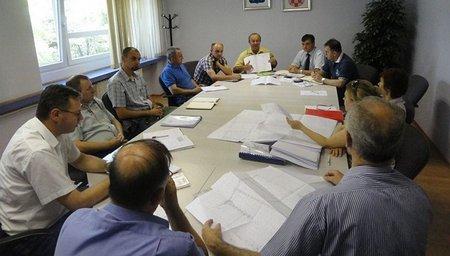 Sastanak sa gospodarstvenicima te čelništvom županije i direktorom Razvojne agencije CTR