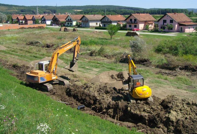 Započela izgradnja druge faze kanalizacije u Brodskom Stupniku