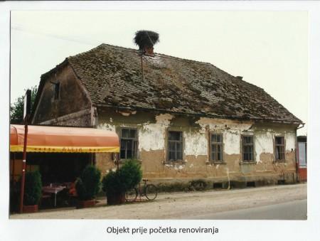Stara škola prije renoviranja