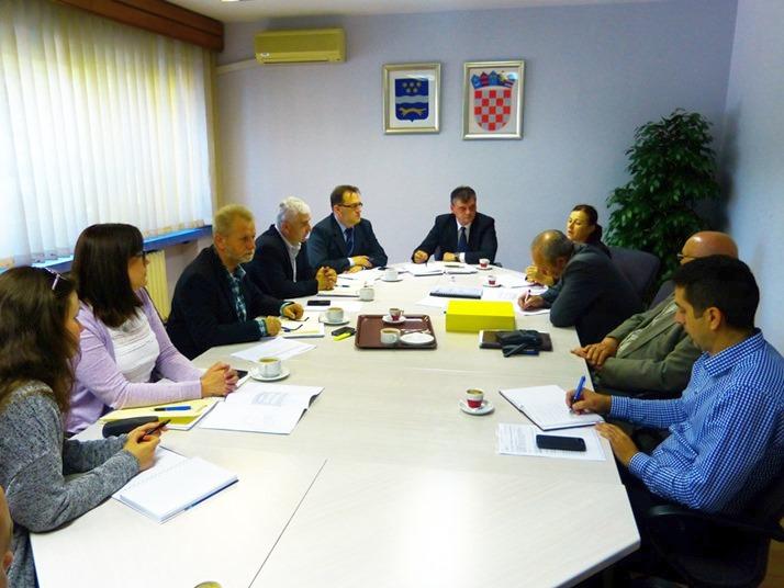 Održan radni sastanak uz projekt Tehnologijsko-inovacijski razvojni inkubator Brodski Stupnik