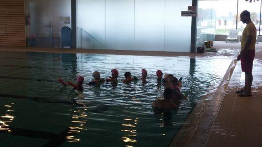 "Projekt ""Mala škola plivanja"""