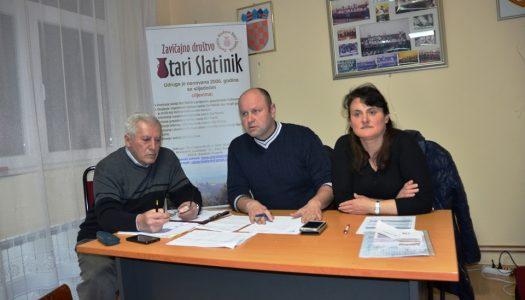 Zavičajno društvo Stari Slatinik: Pokretači kulturnog razvoja svoga mjesta