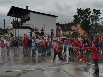 Liga BOBSS – završno takmičenje djece vatrogasaca