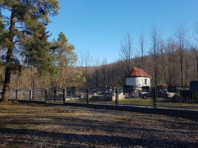 Završeni radovi na izgradnji ograde groblja u naselju Krajačići