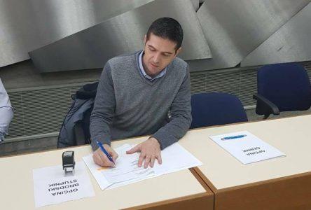 Općini Brodski Stupnik 1.540.000 kuna za nastavak izgradnje Slavonske ulice